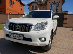 Выкуп автомобиля Toyota Land Cruiser Prado 2012 г.