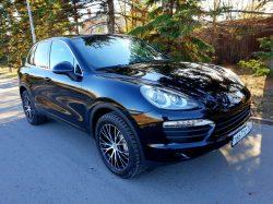 Porsche Cayenne2010 г.Пробег: 115 000 км. 999 000 руб.